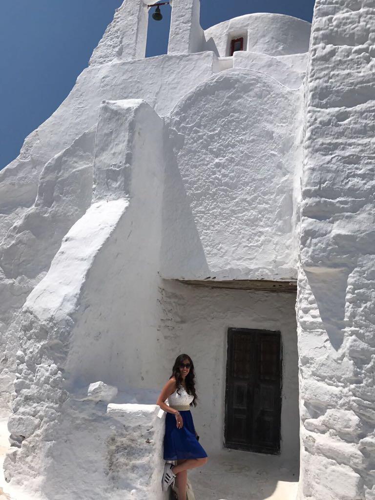Un paraíso mediterráneo…